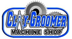 Clay-Groomer Machine Shop